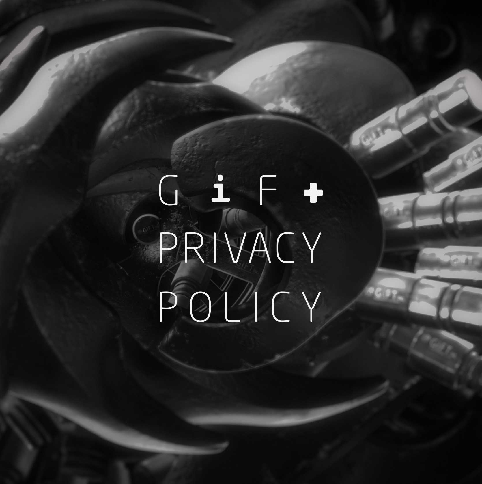 GIFT PRIVACY POLICY
